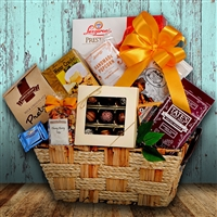Gourmet Moments Gift Basket