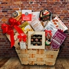 Gourmet Holiday Moments Gift Basket