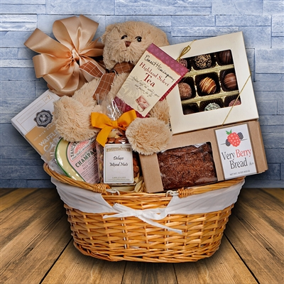 Mommy, Daddy and Me Baby Gift Basket