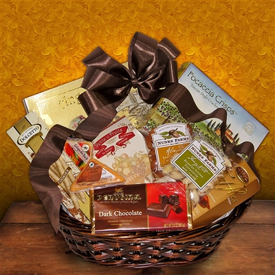 Sampler Gift Basket