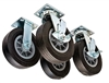 "JOBOX JOBSITE 8"" Casters - Set of 4 - 1-324990"
