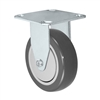 "4"" x 1-1/4"" Rigid Caster 