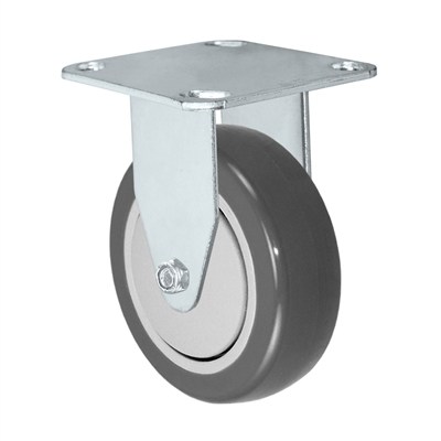 "3"" x 1-1/4"" Rigid Caster 