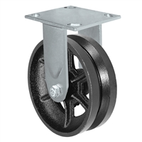 "6"" x 2"" V-Groove Wheel 