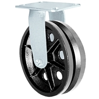 "8"" x 2"" V-Groove Wheel 