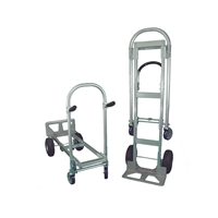 Junior Hand Truck - 2-in-1 Convertible Hand Truck