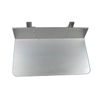 "18"" x 10"" Extruded Nose Plate - Universal"