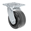 "5"" x 2"" Inch Swivel Caster - Phenolic Wheel - 1,000 Lbs Capacity"