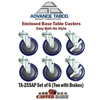 Advance Tabco TA-255AP Caster Set