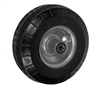 "8"" x 2-3/4"" - 3-3/16"" Hub Length - Centered Hub - Flat-Free (Poly-Foam Tire) - 250 lb Capacity"