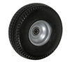 "10"" x 3"" - 2-1/4"" Hub Length - Offset Hub - Flat-Free (Poly-Foam Tire) - 280 lb Capacity"