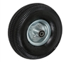 "10"" x 3-1/2"" - 4"" Hub Length - Centered Hub - Pneumatic Wheel (Air Filled) - 350 lb Capacity"
