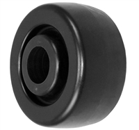 "4""x1-1/4"" Polyolefin Wheel"