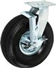 "10"" Inch Pneumatic Swivel Caster"