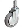 "5"" UNIVERSAL HAND TRUCK REPLACEMENT CASTER - 350 LBS CAPACITY"