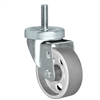 "3-1/2"" X 1-1/4"" Wheel, Threaded Stem Caster - 300 Lbs Capacity"