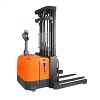 Electric Stacker 187″ Lift Height -  3,500 lbs Capacity