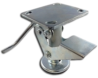 4 Inch Stainless Floor Truck Lock