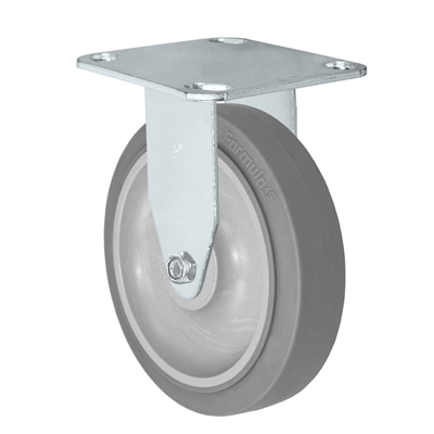 "5"" x 1-1/4"" Rigid Caster 