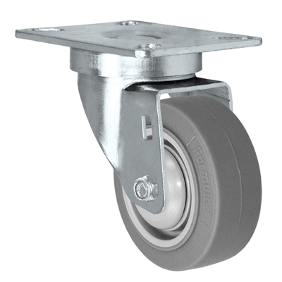 "3-1/2"" x 1-1/4"" Swivel Caster 