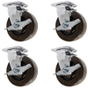 8-Inch-High-Temp-Caster-Set-4-Brakes