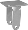 "6"" x 2"" Rigid Caster Yoke / Rig/ Fork / Frame /  - Capacity up to 1,250 lbs"