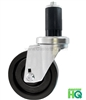 "4"" X 1-1/4"" Swivel Caster 