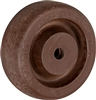 "4"" x 1 1/2"" High Temp Glass - Nylon Wheel"