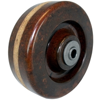 "4"" x 2"" Hi-Temp Phenolic Wheel - 800 LBS cap"