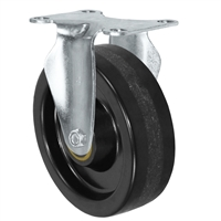 "3"" X 1.25"" Light Duty Phenolic Wheel - Rigid Caster"