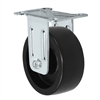 "3"" X 1.25"" Light Duty Polyolefin Wheel - Rigid Caster"