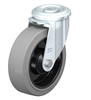 Blickle 5 inch Swivel Caster | 660 Lbs Load Capacity