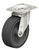 Blickle 5 Inch Stainless Steel Swivel Caster | 2,000 Lbs Capacity