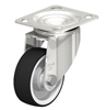 Blickle Stainless Steel 5 Inch Swivel Caster | 1,320 Lbs Capacity
