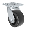 5X2 POLYOLEFIN WHEEL, SWIVEL CASTER, MEDIUM-HEAVY DUTY