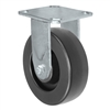 6X2 POLYOLEFIN WHEEL, RIGID CASTER, MEDIUM-HEAVY DUTY