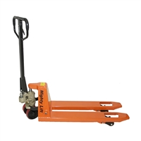 "ML1636 Heavy Duty Pallet Jack Truck | Wheels Polyurethane on Steel | 16"" Width 36"" Length 