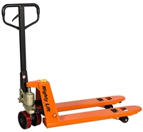 "ML2036 Heavy Duty Pallet Jack Truck | Wheels Polyurethane on Steel | 20"" Width 36"" Length 