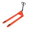 "Long Pallet Jack - 3,300 lbs Capacity - Fork Size - 27"" x 72"""