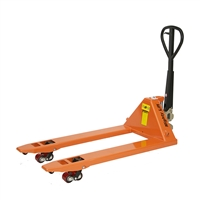 "Premium Standard Pallet Jack - 7,700 lbs Capacity - Fork Size - 27"" x 48"""