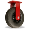 "Hamilton Cush-N-Aire Rigid Caster with 12"" Pneumatic Air-Filled Tire with 1"" Sealed Precision Ball Bearing"