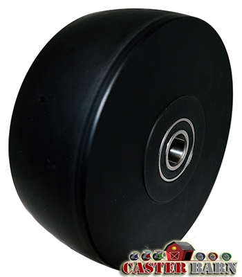 "10""x4"" SUPER HIGH CAPACITY POLYMER WHEEL"