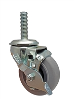 "2"" Locking Stem Caster 