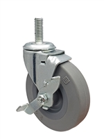 "3"" Locking Stem Caster 