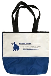 All Things Bunnies Supply Tote A