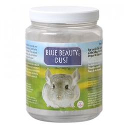 Lixit Chinchilla Blue Beauty Dust 3lb Jar