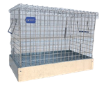 Rabbit Carrier/Transport Cage - 1 Hole