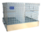 Rabbit Carrier/Transport Cage - 2 Hole