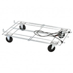 Cage Cart with Pull Rope