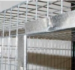 Galvanized Metal Door Frames